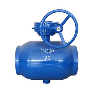 渦輪焊接球閥Q361F-16C